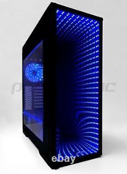 GAMING PC Computer Quad CPU i5 SSD HDD 4-16 GB RAM GT GTX 1650 Windows 10 Wifi