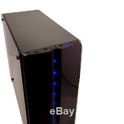 GAMING PC DESKTOP COMPUTER INTEL CORE i5 8GB RAM GT 710 500 GB HDD WIN 10 WIFI