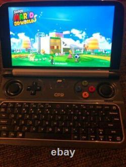 GPD WIN 2 Gaming Laptop RAM 8GB ROM 256GB Mini Portable Computer Netbook 6 Inch