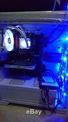 Gaming Computer Intel I7-9700K 8 Core 4.9Ghz 8gb Ram 240GB SSD 9Th Gen Desktop