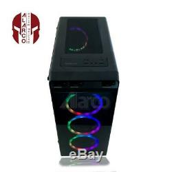 Gaming Computer PC Desktop Intel i5 8GB RAM500GBWin10WIFI Radeon R5 240 1GB