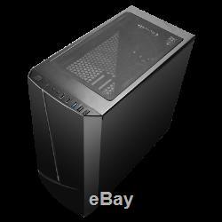 Gaming Computer PC Tower Intel Quad Core 8GB Ram 1TB HDD GT710 Windows 10 WiFi