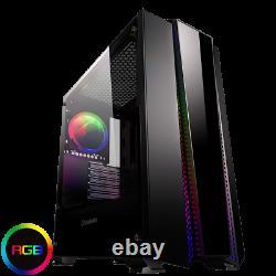 Gaming PC Computer Desktop Intel Quad Core i5 16GB Ram 1TB Windows 10 2GB GT710