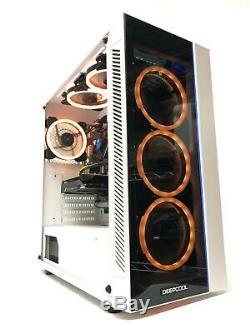 Gaming PC Computer Intel Core i7120SSD16GB RAM Nvidia GTX 1060WiFiWin 10