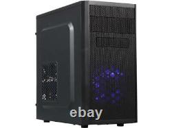 Gaming PC Custom Computer Desktop 10-Core 8 GB RAM AMD R7 Graphics 480GB SSD New