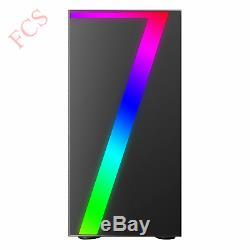 Gaming PC Quad Core i7 Computer SSD HDD 4-16 GB RAM GT GTX GFX Windows 10 WiFi