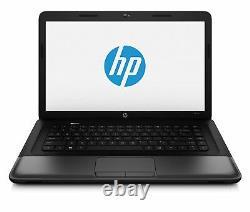 HP 250 G1 15.6 Laptop Computer Core i3 8GB Ram 128GB SSD Windows 10 HDMI WiFi