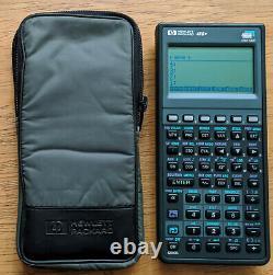 HP 48G+ Scientific Graphing Calculator HP 48G 128K RAM Plus
