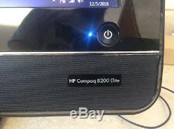 HP Compaq 8200 23 All in One Computer 4GB RAM 250GB HDD Windows 10 Pro