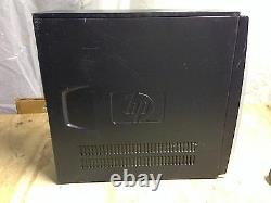 HP D325 Desktop computer Intel Pentium4 2.80 GHz CPU 1GB ram Windows XP PRO