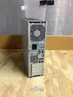 HP DC7900 Desktop computer 7900 SFF DUO Core 3.00 GHz 2 gig ram Windows XP PRO