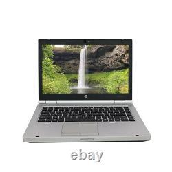 HP EliteBook 8460p 14 Laptop Computer Core i5 8GB Ram 500GB Windows 10 Pro WiFi