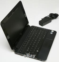 HP MINI 110 Laptop/Netbook Computer. Atom 1.66GHz 1GB-RAM 320GB-HD withcharger