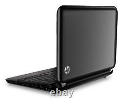 HP Mini 1104 10.1 Laptop Computer PC Intel Atom 4GB RAM 160GB HDD Windows 10