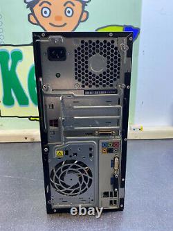 HP PAVILLION P6 Core i7-3770 3.4Ghz 8GB RAM 1TB COMPUTER PC TOWER WINDOWS 10 UK