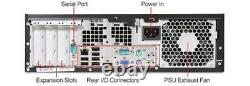 HP PC COMPUTER Elite DESKTOP Intel Core i7 3rd Gen 120GB SSD 16GB RAM 1TB HDD