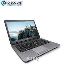 HP ProBook MT41 Laptop Computer 14 PC AMD 4GB Ram 320GB Windows 10 WIFI DVD