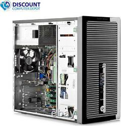 HP ProDesk 400 G1 Computer Tower PC Core i7 4th Gen 16GB RAM 2TB Windows 10 Pro