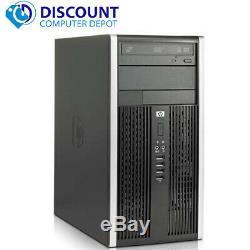 HP Pro Desktop Computer Tower i5 Quad Core 3.10GHz 16GB RAM 2TB HD Windows 10 PC