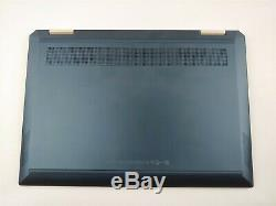 HP Spectre x360 13-ap0023dx i7-8565U 16GB RAM 512GB SSD 13.3 4K UHD 2-in-1 Touch