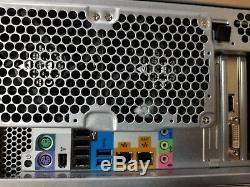 HP Workstation Z620 Computer 6-Core E5-2620V2 2.1GHz, 64GB RAM, 2TB, Quadro K600