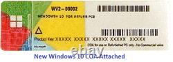 Hp or Dell Desktop PC Computer Dual Core 8GB RAM DUAL 19 LCDs WiFi Windows 10