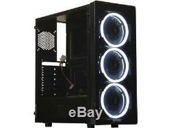 Intel Core i7 Gaming PCGTX 105016GB RAM128GB SSD+ 1TB Desktop Computer