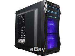 Intel Core i7 Gaming PCGTX 105016GB RAM128GB SSD+ 1T Desktop Computer WIN 10