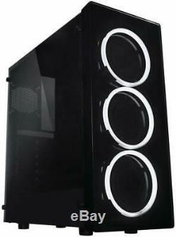 Intel Core i7 Gaming PCGTX 105016GB RAM128GB SSD+ 1T Desktop Computer WOW