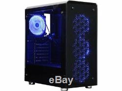 Intel i7 Gaming PC GTX 1060 16GB RAM 120GB SSD + 2TB VR Desktop Computer NEW