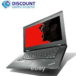 Lenovo Laptop Computer L430 14 Core i5 8GB Ram 500GB HD DVD WiFi Windows 10 PC