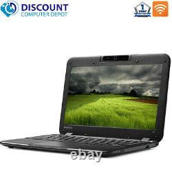 Lenovo N22 11.6 Laptop Computer Intel 4GB Ram 60GB SSD Webcam WIFI Windows 10