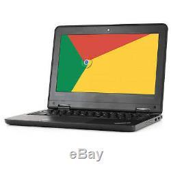 Lenovo ThinkPad 11e Chromebook Laptop Computer 11.6 4GB RAM 16GB SSD WiFi HDMI