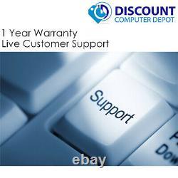 Lenovo ThinkPad SL500 Laptop Computer PC 15.4 Win 10 4GB RAM 250GB HDD DVD WIFI