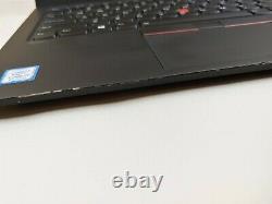 Lenovo ThinkPad X1 Carbon 7th Gen i7-8565U 1.8GHz 16GB RAM 256GB SSD 14 FHD W10P