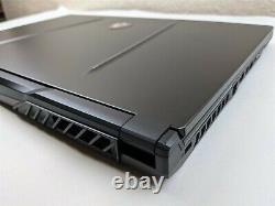 MSI GL75 Leopard i7-10750H 16GB RAM 512GB SSD 1TB HDD 17.3 FHD RTX 2070 144Hz