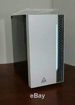 NEW RGB Quad Core Gaming PC Desktop Computer 3.7 GHz 500 8GB RAM WIN 10 WIFI