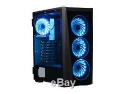 RGB Intel Core i7 Gaming PCGTX 106016GB RAM240GB SSD+ 2TBVR Desktop Computer