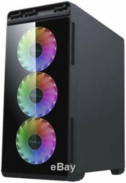 RGB Intel Core i7 Gaming PC GTX 1060 16GB RAM 240GB SSD& 2TB VR Desktop Computer