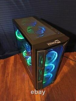 Ryzen 9 3900X, RTX 2070,512GB SSD+4TB, 32GB RAM, Custom Build Gaming PC Computer