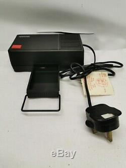 Sinclair Cambridge Z88 Portable Computer & Eprom Eraser & Ram Vintage