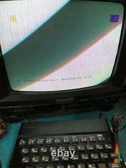 Sinclair ZX Spectrum 48k RAM Vintage computer New Keyboard membrane