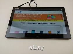 Sony Vaio Duo 13 SVD13215PXB i7-4500U 8GB RAM 256GB SSD 13.3 Backlit Touch W10P