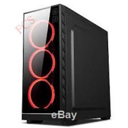 ULTRA FAST i5 i7 Desktop Gaming Computer PC SSD 2TB 16GB RAM GTX 1660 Windows 10