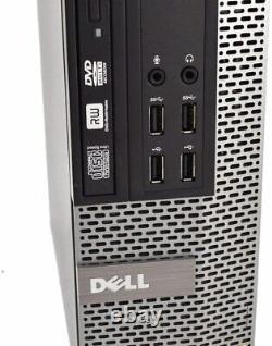 Ubuntu Linux Desktop PC Dell Computer Refurb 3.2Ghz 16GB RAM 500GB HDD
