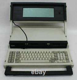 VISUAL TECHNOLOGY Commuter U. S. 1083 Vintage Portable Computer 512KB RAM 110V