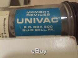 Vintage 1960s computing 100000 pcs memory beads Cores Univac Ferrites RAM NOS