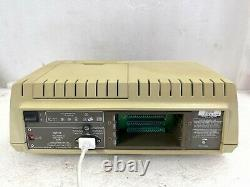 Vintage HEWLETT PACKARD HP 85B Computer with ROM Drawer 82936A with 3x 128K RAM Y2H