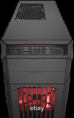 Windows 10 FX-8350 Eight Core Custom Gaming PC Computer 16GB RAM 2TB GTX 1050