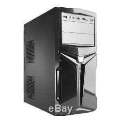 Windows 7 AMD 10-Core 8GB RAM 2TB Standard Regular Computer Desktop PC Tower